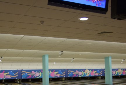 AMF Bowling Alley
